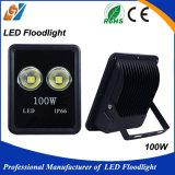 良質のニースの価格防水100W LEDのフラッドライト