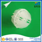 プラスチックPolyhedral空の球の任意パッキング