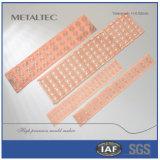 Kundenspezifischer IS-Leitungskabel-Rahmen/hohe Präzisions-Metall, das Teile stempelt