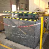 Das hydraulische Lager Scissor Heber mit Umdrehungs-Tisch