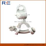 Cuenca del ojo, galvanizado en caliente para Polo línea de hardware