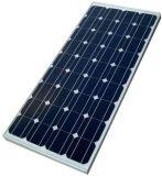 Garantie 5 ans Certificat ISO Lampe solaire LED lumineuse avec poteau durable.