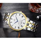 New Arrival Quartz Watch Japan Movt Stainless Steel Band Calendrier Couple Montres Promotion Montre Hommes Luxe 72765