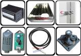 Capacité entièrement automatique automatisée 1232 Incubateur d'oeufs solaires