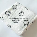 Swaddle Baumwollmusselin 100% umfassende Verpackung