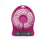 Ventilatore elettrico di raffreddamento ricaricabile della mano del USB del mini Portable