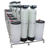 Fleck-Ventil-automatischer Wasserenthärter für Dampfkessel-Wasser
