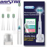 Зубная щетка Azdent беспроволочная перезаряжаемые звуковая электрическая