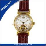 De bestaande Vorm van het Geval met het Lage Horloge van Tourbillon van het moq- Verzoek