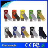 El mecanismo impulsor grande del flash del USB del eslabón giratorio de la promoción modifica USB para requisitos particulares Pendrive