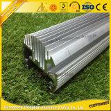 Protuberancia de aluminio del radiador de aluminio del OEM con la lámpara del automóvil