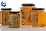 45ml-730ml шестиугольный мед, варенье, опарник гнездя птицы высокосортный бессвинцовый стеклянный