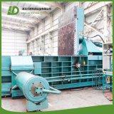 Machine à enfiler hydraulique Y81f-315 pour recyclage des métaux