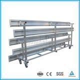 Blinders portátiles de aluminio
