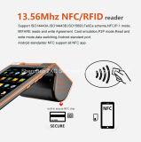 3G portatif tout dans un terminal intelligent androïde de position de radio