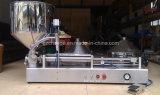 Máquina de rellenar semi auto para el varios líquido y goma