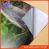 80 Mikron 120 G-/Mgrau-Rückseiten-Kleber-selbstklebendes Vinyl