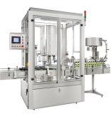 Imbottigliatrice liquida automatica con la linea di produzione di coperchiamento