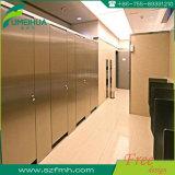 Размеры кабины ливня туалета гимнастики верхнего сегмента HPL материальные