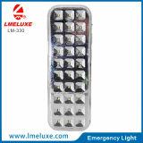 illuminazione di soccorso ricaricabile di 6W LED