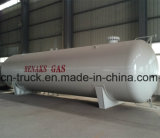 Horizontal China Manufacture 30mt 70cbm LPG Gas Bullet Tank
