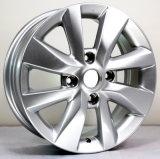 Roda de carro roda da liga de alumínio de 15 polegadas com OEM & ODM: