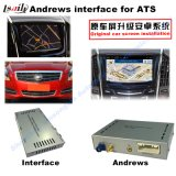 Androide GPS-Navigations-videoschnittstelle für Cadillac Druckluftanlasser