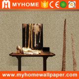 Papiers de mur imperméables à l'eau de PVC de qualité supérieur de matériau de construction