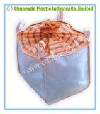 Bolso tejido PP grande de la tonelada enorme del envase de la prueba del agua