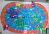Esteira animal inflável do brinquedo do pulverizador de água das crianças ao ar livre