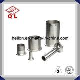 Raccord sanitaire modifié de boyau d'ajustage de précision de pipe d'acier inoxydable
