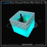 Cubeta de gelo da mobília do diodo emissor de luz para o armazenamento da cerveja do vinho