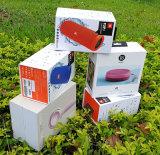 Rectángulo de empaquetado de la venta del Speakerphone del regalo portable caliente de la cartulina