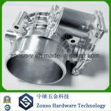 CNCの機械で造るか、または機械で造られた予備品を処理する複雑な高精度