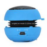 Altoparlante senza fili portatile del Mobile della spina dell'hamburger mini 3.5mm
