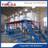 Certificado BV Linha de refinaria de óleo vegetal para óleo de cozinha