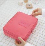 Nieuwe PromotieVersie van de Kosmetische Zak die van de Zak van de Reis van Drie Generatie Koreaanse Multifunctionele de Zak van de Was bevat