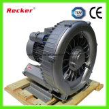 Seitliche Kanal-Vakuumpumpe für Textilmaschine