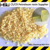 Coefficient d'efficacité de la couleur faible Odeur C5 Résine hydrocarbonée