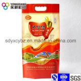 Empaquetage en plastique Bagbag de traitement de riz de la catégorie comestible