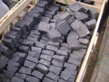 De grijze Keien van het Graniet G654, verzilveren Grijze Betonmolens, Lichtgrijze Graniet Gevlamde Straatsteen, de Grijze Betonmolens van de Sesam & Tegels, de Grijze afgebladderde straatsteen van de Sesam