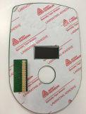 A placa de controle do PWB e solda o conetor
