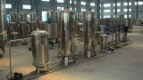 産業飲料水のための6t/H無水ケイ酸の砂フィルター