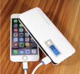 Geschenk-kundenspezifische Telefon-Aufladeeinheit 3 bewegliche Energien-Bank der USB-Ausgabe-13000mAh