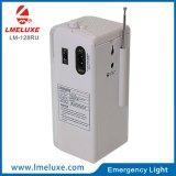 alumbrado de seguridad de radio recargable portable del USB de SMD LED FM