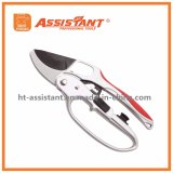 Outil de jardin Fleur Fruit Tree Pruners Ratcheting Secateurs Cisailles à taille
