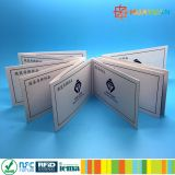 Smart card de papel Ultralight do bilhete RFID de MIFARE EV1 RFID