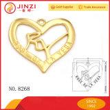 Il piccolo sacchetto su ordinazione del metallo parte gli ornamenti in Cina