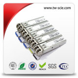 Convertitore di fibra ottica di media dell'interfaccia dello SFP di Ethernet di gigabit con 12 mesi di garanzia