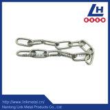 Catena liscia DIN5685A/C della saldatura dell'acciaio inossidabile